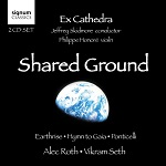 Sacred Ground: music by Alec Roth